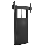 "Chief XFA1UB 59.6"" Fixed flat panel floor stand Nero base da pavimento per tv a schermo piatto"