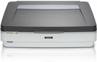 Epson Expression 12000XL Pro Flatbed scanner 2400 x 4800DPI A3 Grey, White