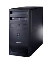 Samsung DM300T2A-A10S 2.7GHz G630 Microtorre Nero PC PC