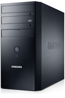 Samsung DM300T3A-A15L 3.1GHz G870 Microtorre Nero PC PC
