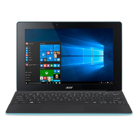 "Acer Aspire Switch 10 E SW3-013-10B5 1.33GHz Z3735F 10.1"" 1280 x 800Pixel Touch screen Nero, Blu Ibrido (2 in 1)"