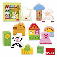 Goula Farm Blocks 20pezzo(i) toy building blocks