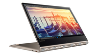 "Lenovo Yoga 910 2.70GHz i7-7500U 13.9"" 1920 x 1080Pixel Touch screen Oro Ibrido (2 in 1)"