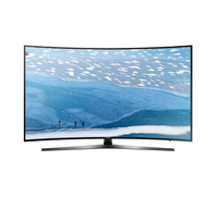 "Samsung UA55KU6500 55"" 4K Ultra HD Smart TV Wi-Fi Nero LED TV"