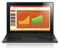 Lenovo IdeaPad Miix 310-10 64GB 4G Nero, Argento tablet