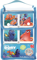 Disney Finding Dory Bad Memo Adesivo per vasca Multicolore