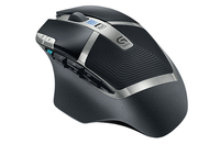 Logitech G602 RF Wireless Laser 2500DPI Mano destra Nero mouse