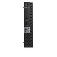 DELL OptiPlex 7050 2.9GHz i7-7700T PC di dimensione 1,2L Nero Mini PC