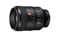 Sony FE 100mm F2.8 STF GM OSS SLR Telephoto lens Nero