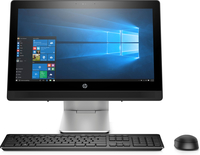 "HP ProOne 400 G2 3.2GHz i5-6500 20"" 1600 x 900Pixel Touch screen Nero, Argento PC All-in-one"