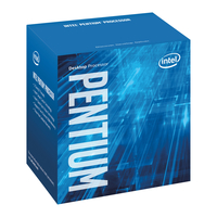 Intel Pentium ® ® Processor G4600 (3M Cache, 3.60 GHz) 3.60GHz 3MB Cache intelligente Scatola processore
