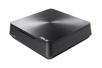 ASUS VivoMini VM65N-G093Z 2.50GHz i5-7200U PC di dimensione 2L Grigio Mini PC