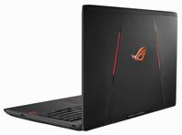 """ASUS ROG GL553VD-FY079T 2.8GHz i7-7700HQ 15.6"""" 1920 x 1080Pixels Zwart Notebook"""