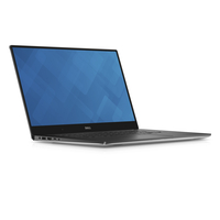 "DELL XPS 9560 2.5GHz i5-7300HQ 15.6"" 3840 x 2160Pixel Touch screen Nero, Argento Computer portatile"