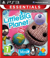 Sony Little Big Planet Essentials, PS3 Essentials PlayStation 3 Inglese videogioco