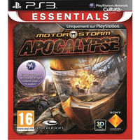 Sony MotorStorm Apocalypse, PS3 Essentials PlayStation 3 Inglese videogioco
