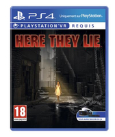 Sony Here They Lie VR, PS4 Basic PlayStation 4 Inglese videogioco