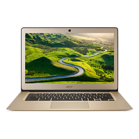 "Acer CB3-431-C4RC 1.6GHz N3160 14"" 1920 x 1080Pixel Oro Chromebook"