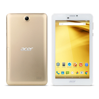 Acer Iconia B1-723 16GB Oro tablet