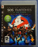 Sony Ghostbusters, PS3 Base + supplemento PlayStation 3 Inglese, Francese videogioco