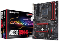 Gigabyte GA-AB350-Gaming AMD B350 Socket AM4 ATX scheda madre