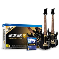 Sony Guitar Hero Live, PS4 Basic PlayStation 4 Inglese videogioco