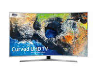 "Samsung UE49MU6500U 49"" 4K Ultra HD Smart TV Wi-Fi Argento LED TV"