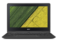 "Acer Spin SP111-31-C301 1.10GHz N3350 11.6"" 1920 x 1080Pixel Touch screen Nero Ibrido (2 in 1)"