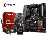 MOTHERBOARD 1151 Z270 GAMING M6 AC MSI