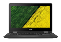 "Acer Spin SP513-51-30EU 2.3GHz i3-6100U 13.3"" 1920 x 1080Pixel Touch screen Nero Ibrido (2 in 1)"