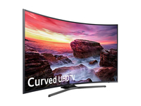 "Samsung MU6500 55"" 4K Ultra HD LED TV"