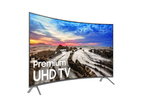 "Samsung UN55MU8500F 54.6"" 4K Ultra HD Smart TV Wi-Fi Nero LED TV"