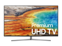 "Samsung MU9000 65"" 4K Ultra HD Smart TV Wi-Fi Argento LED TV"