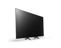 "Sony KD65XE7005BAEP 65"" 4K Ultra HD Smart TV Wi-Fi Nero, Argento LED TV"