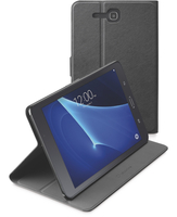 Cellularline Folio - Galaxy Tab A 7.0 Custodia per tablet con innovativo stand multiangolo Nero