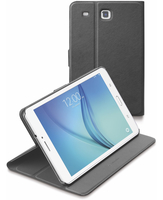 Cellularline Folio - Galaxy Tab E 8.0 Custodia per tablet con innovativo stand multiangolo Nero