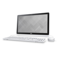 "DELL 3264 2.3GHz 4415U 21.5"" 1920 x 1080Pixel Touch screen Nero, Bianco PC All-in-one"