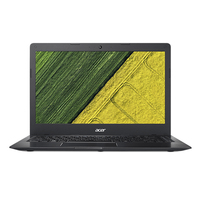 "Acer Swift SF114-31-P1BS 1.6GHz N3710 14"" 1366 x 768Pixel Nero Computer portatile"