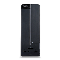 Acer Aspire XC-605 3.6GHz i3-4160 Nero PC