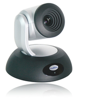 Vaddio RoboSHOT 12 QSR Full HD Nero, Argento 2.34MP Collegamento ethernet LAN sistema di conferenza