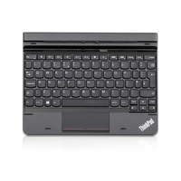 Lenovo 4X30E68124 QWERTY Inglese UK Nero tastiera per dispositivo mobile
