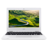 "Acer Chromebook 11 CB3-131-C3US 2.16GHz N2840 11.6"" 1366 x 768Pixel Bianco Chromebook"