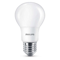 Philips 929001234381 8W E27 A+ Bianco caldo lampada LED energy-saving lamp