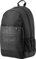 HP 15.6 Classic Backpack Nylon Nero zaino