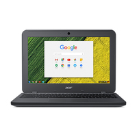 "Acer Chromebook C731-C91N 1.6GHz N3160 11.6"" 1366 x 768Pixel Nero Chromebook"