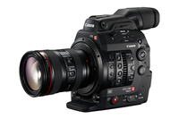 Canon Cinema EOS C300 Mark II 9.84MP CMOS 4K Ultra HD Nero