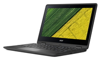 "Acer Spin SP111-31-C5ZR 1.10GHz N3450 11.6"" 1920 x 1080Pixel Touch screen Nero Ibrido (2 in 1)"