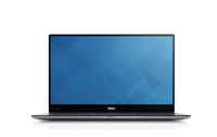 "DELL XPS 9360 2.5GHz i7-7660U 13.3"" 3200 x 1800Pixel Touch screen Nero, Argento Computer portatile"