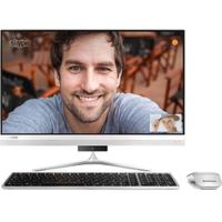 "Lenovo IdeaCentre 510S-23ISU 2.3GHz i3-6100U 23"" 1920 x 1080Pixel Bianco PC All-in-one"