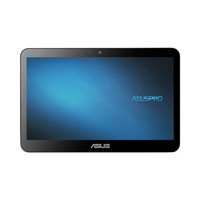 "ASUS A4110-BD154M 1.6GHz J3160 15.6"" 1366 x 768Pixel Touch screen Nero PC All-in-one"